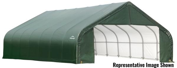 Shelter Logic 28x28x20 Sheltercoat  Custom Shelters - The Better Backyard