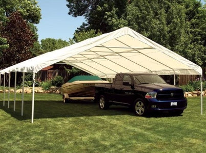 Shelter Logic 40x30 Canopy Shelter - The Better Backyard