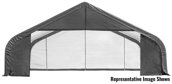 Shelter Logic Sheltercoat  28x28x16 Custom Shelters - The Better Backyard