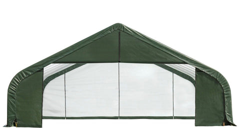 Image of Shelter Logic Sheltercoat  28x28x16 Custom Shelters - The Better Backyard