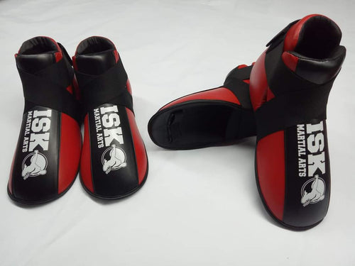 ISK FIGHT GEAR FEET PADS