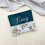 Design Your Pouch with Calligraphy - 7 Inch
