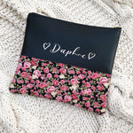 Design Your Pouch with Calligraphy - 9 Inch
