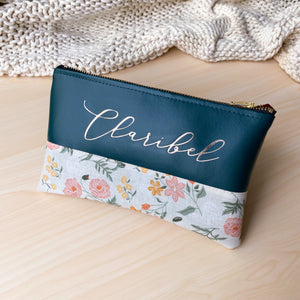 Design Your Clutch with Calligraphy - 8 Inch