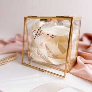 [NEW] Keepsake Glass box