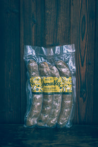 4-Pack: Steak & Stout Sausages