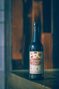 Dessert First Tiramisu Dessert Stout (MERIT x Barreled Souls Brewing)