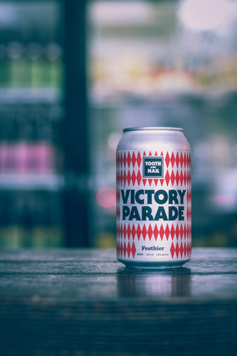 Tooth & Nail Brewing Co - Victory Parade Festbier