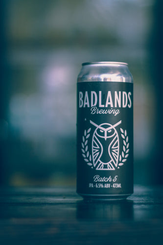 Badlands - Batch 5 IPA