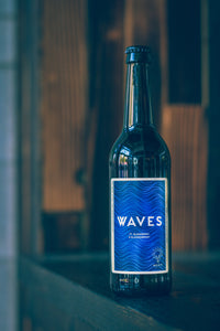 Waves ft. Blackberry, Blackcurrant, & Vanilla (Fruited Sour)