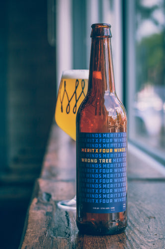 Wrong Tree (Extra Lager - Collab w. Four Winds)