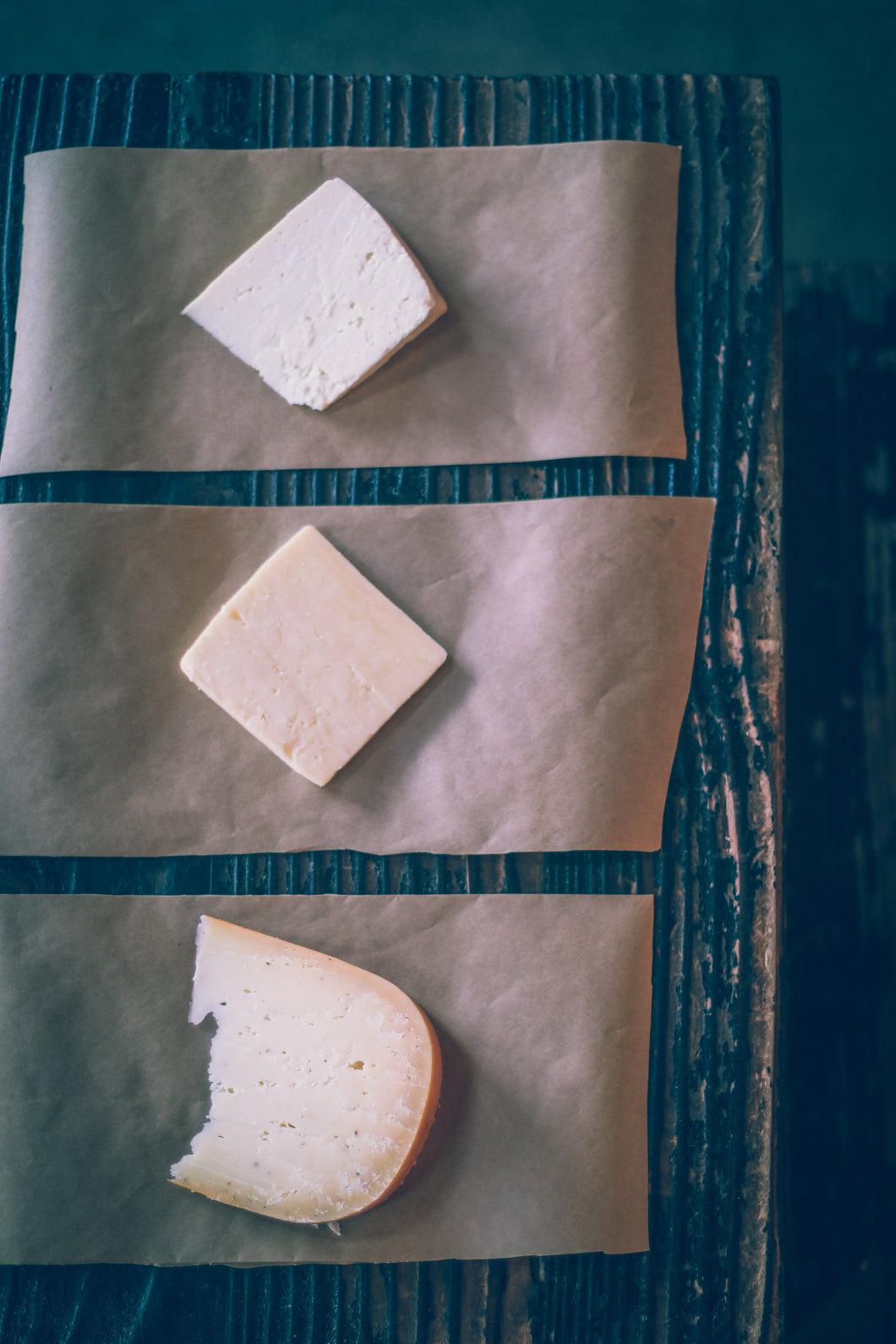 MERIT x Monforte Dairy - Chanan-washed Water Buffalo Tomme