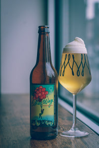Either Way: Gewürztraminer (Orange Wine Lager)