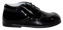 Load image into Gallery viewer, Seamed Round Toe Lace Up Tuxedo Dress Shoes (Levi)