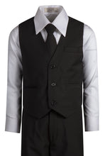 Load image into Gallery viewer, 2 Button Standard Fit Suit with Designer Neck Tie (Chris)