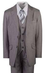 2 Button Classic Slim Fit Suit (Sebastian)