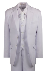 2 Button Traditional Slim Fit Suit (Austin)