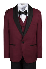 Load image into Gallery viewer, 1 Button Slim Fit Shawl Collar Dinner Jacket - Trendy Colors (Max)