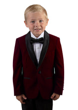 Load image into Gallery viewer, 1 Button Slim Fit Velvet Shawl Dinner Jacket (Theo)