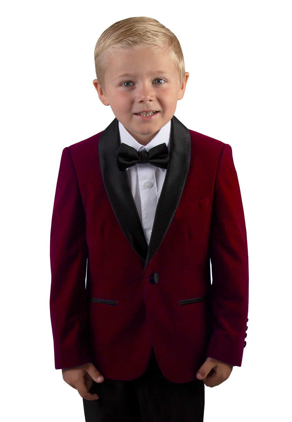 1 Button Slim Fit Velvet Shawl Dinner Jacket (Theo)