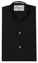 Load image into Gallery viewer, Formal Wing Tip Pleated Tuxedo Shirt with Studs (Giovanni)