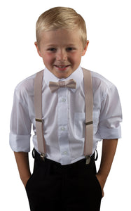 Suspender and Bow Tie Sets (Stetson)