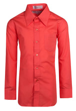 Load image into Gallery viewer, Formal Button Up Colored Dress Shirts - Trendy Colors (Colton)