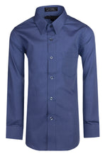 Load image into Gallery viewer, Formal Button Up Colored Dress Shirts - Classic Colors (Colton)