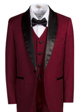 Load image into Gallery viewer, 1 Button Slim Fit Shawl Collar Dinner Jacket (Carter)