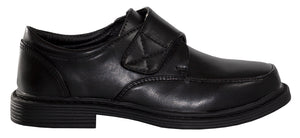 Velcro Square Toe Dress Shoes (Frank)