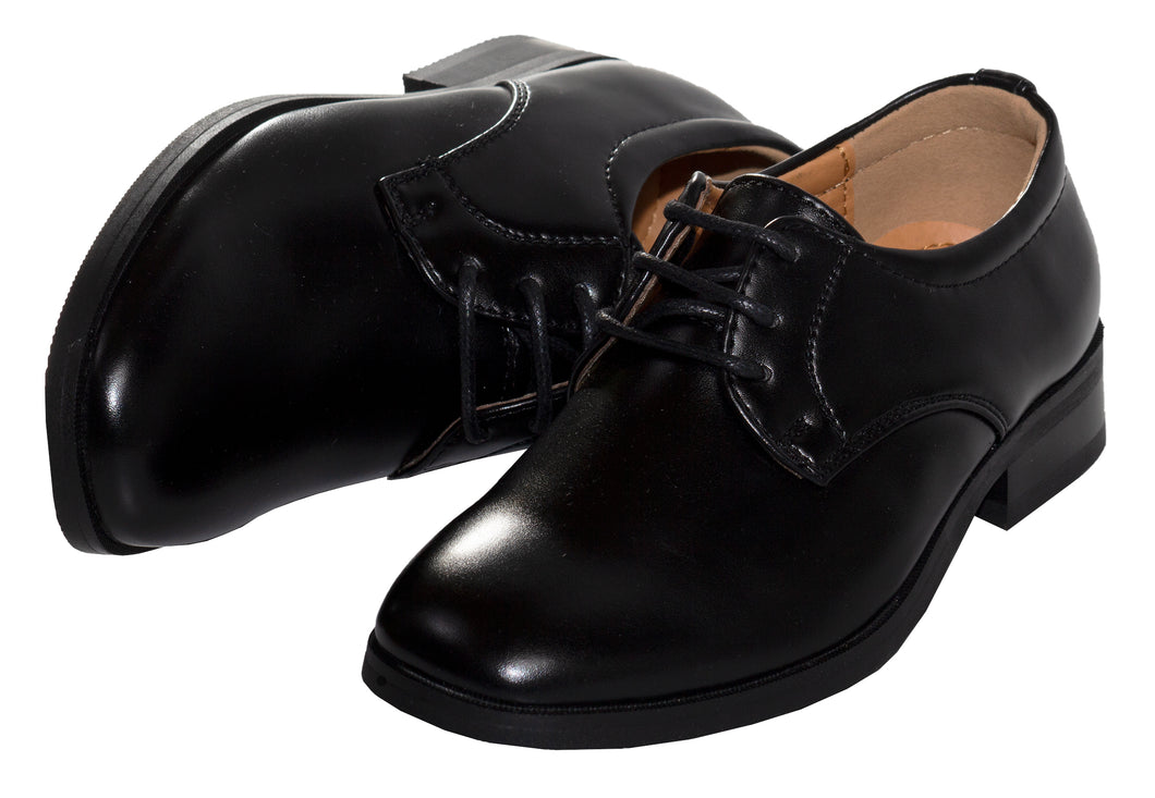 Basic Round Toe Dress Shoes (Weston)