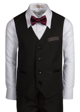 Load image into Gallery viewer, 2 Button Slim Fit Paisley Notch Dinner Jacket (Bryson)