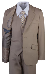 2 Button Classic Slim Fit Suit (Lincoln)