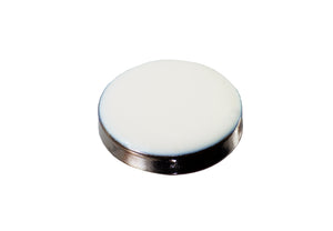 Colored Buttons Covers with Silver Casing (Francis)