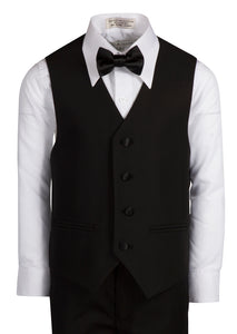 2 Button Notch Slim Fit Tuxedo (Justin)