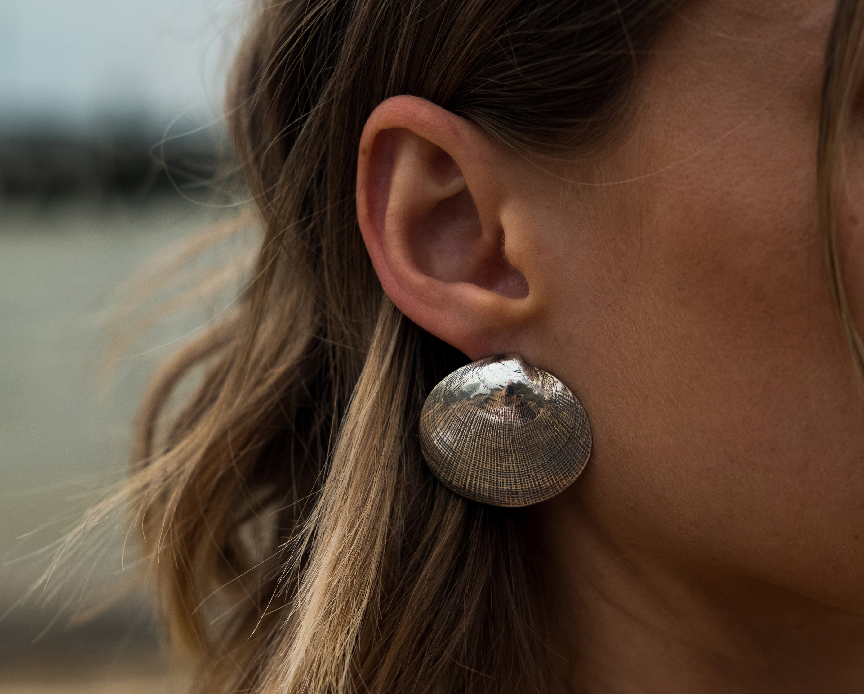 Maxi Shell Earrings