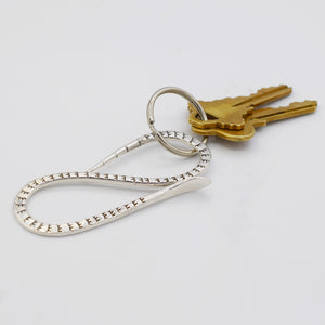 Belt Hook Snake Key Ring