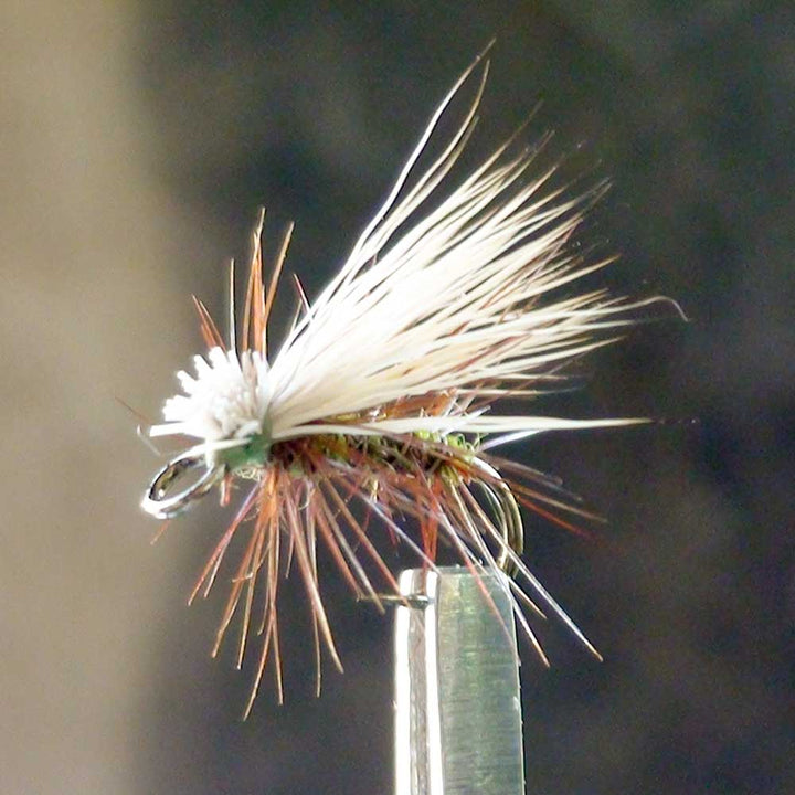 Caddis Elk Hair Olive
