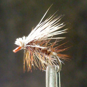 Caddis Elk Hair Tan Painted