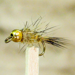Hairs Ear Bead Head Nymph Large Eye Fly EZEYEFLY Product Photo 1