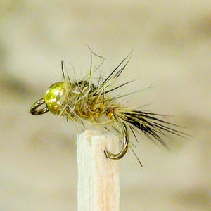 Hairs Ear Bead Head Nymph Large Eye Fly EZEYEFLY Product Photo 2