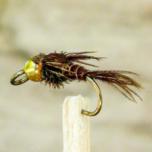 Pheasant Tail Bead Head Nymph Large Eye Fly EZEYEFLY Product Photo 3