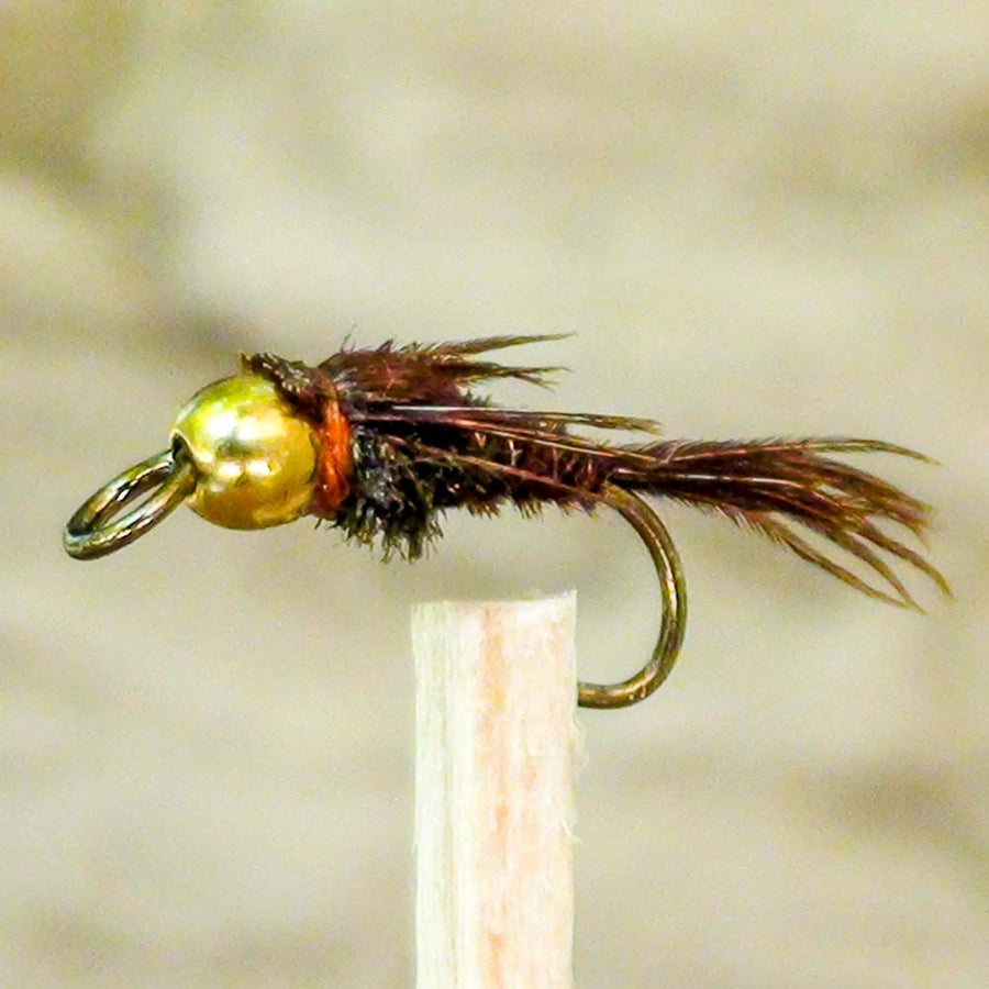 Pheasant Tail Bead Head Nymph Large Eye Fly EZEYEFLY Product Photo 1