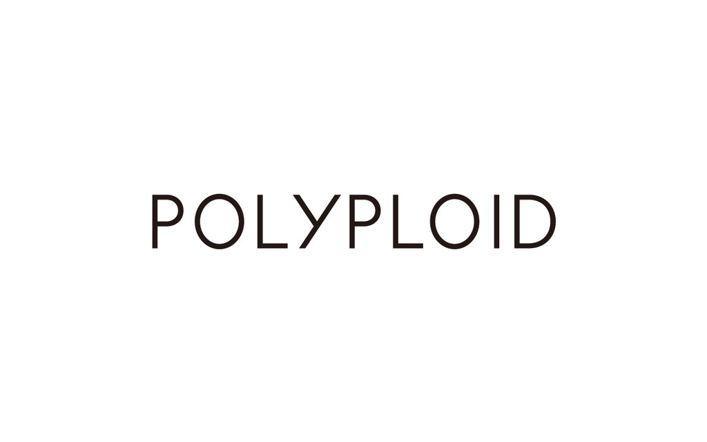POLYPLOID 2020 Autumn Winter Collection