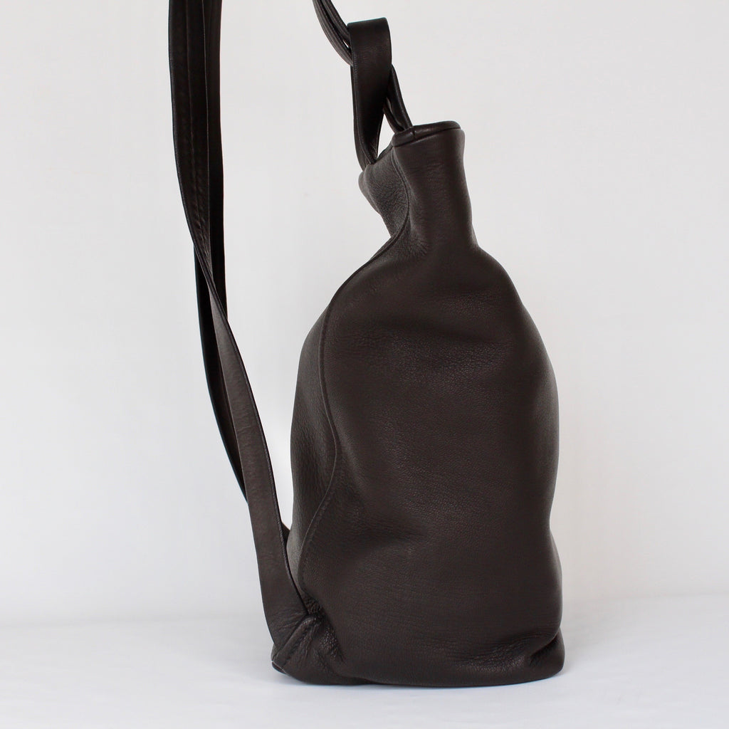 DEER LEATHER RUCKSACK M - ref.