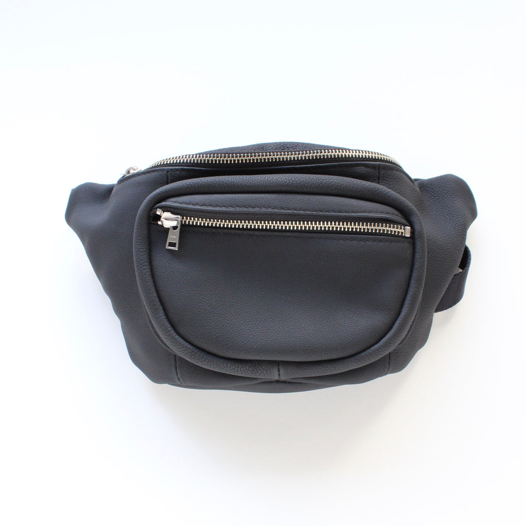 BUBBLE CALF SK8 WAIST BAG / S003