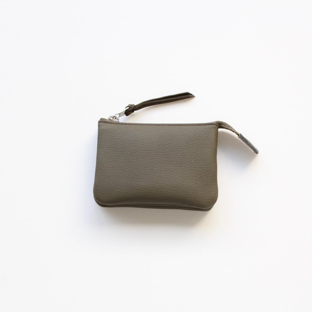 L007 / BUBBLE CALF UTILITY WALLET SMALL