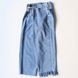 VINTAGE REWORK BIGGY PANTS - ref.