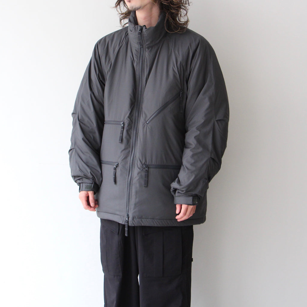 GORE-TEX CONTRASTED HOODED PARKA - ref.