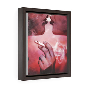 Dirty Laundry | Limited Edition Paintings | Vertical Framed Premium Gallery Wrap Canvas - EGLOOP